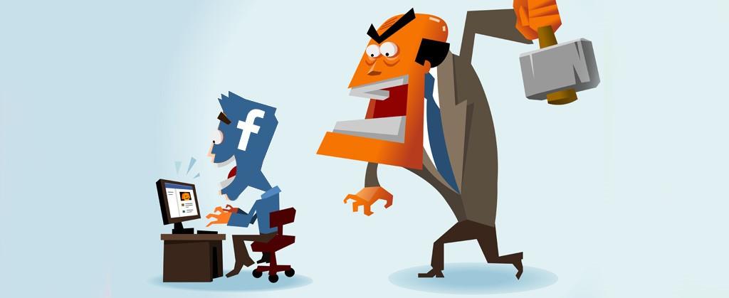 chyby pri nastavovaní FB reklamy